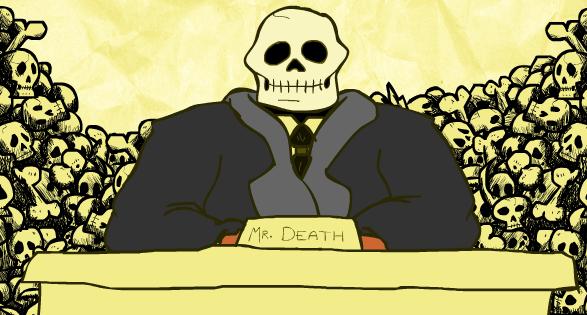 Businessman Death is live!