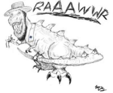 The Juasaurus Rex