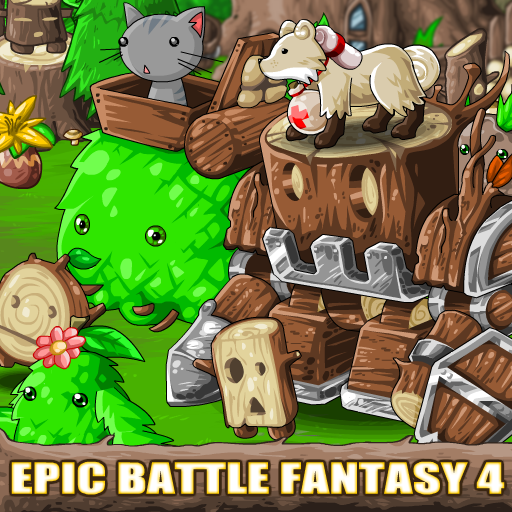 Epic Battle Fantasy 4 is up on Steam's Greenlight!