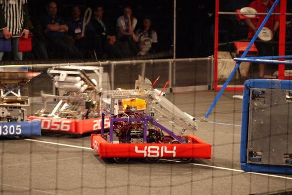 FIRST Robotics Championships
