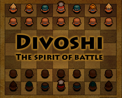 Play Divoshi with friends!