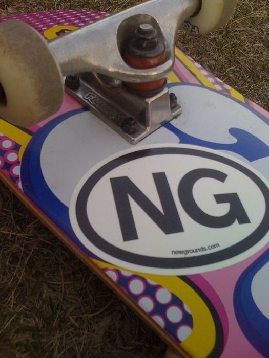 Newgrounds Represent!
