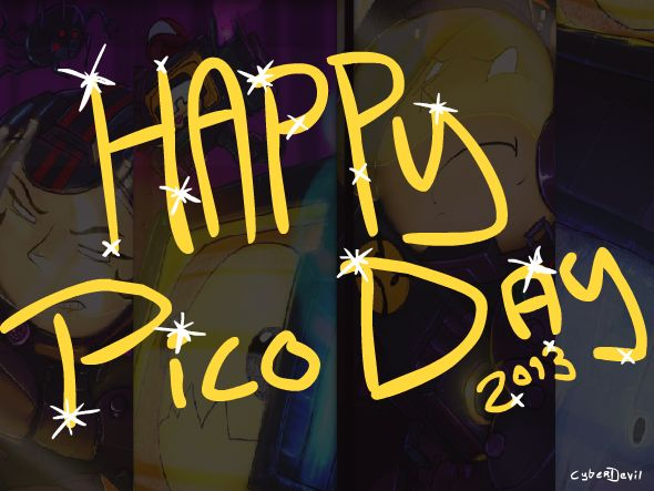 Happy Pico Day!