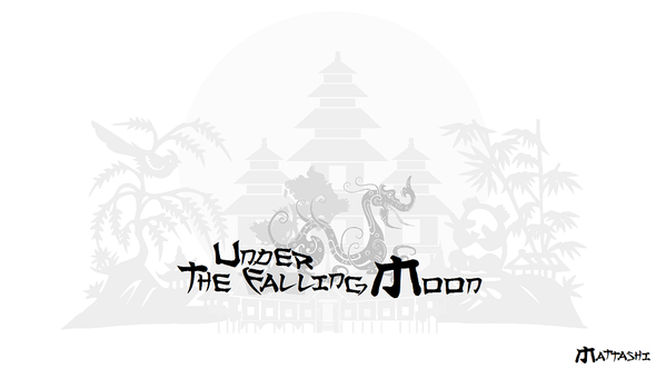 "New EP released ""Under The Falling Moon""!"
