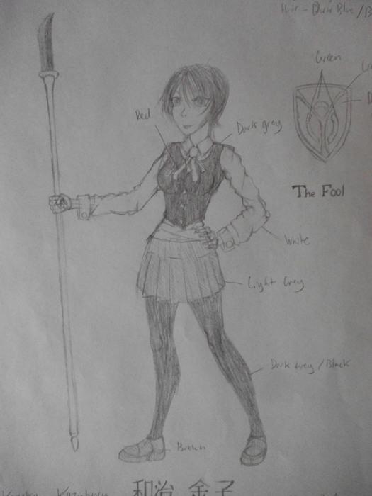 Persona Fan Project