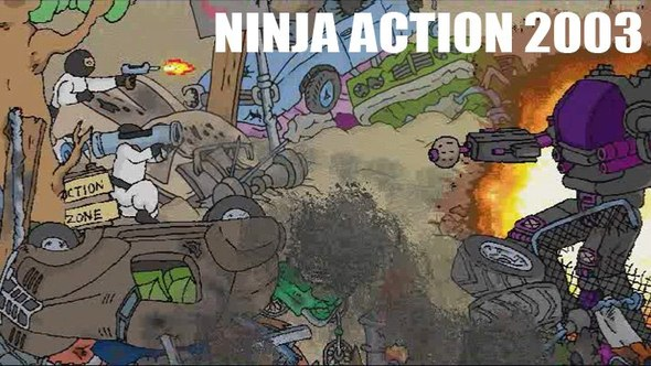Evolution of Ninja Action
