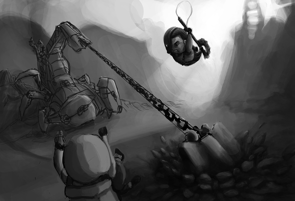 Artwork for a Game