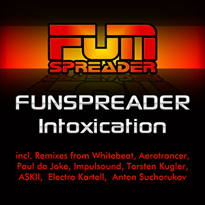 Maxi single INTOXICATION with remixes available!