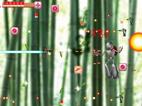 iPhone new game JETNINJA in mid-July
