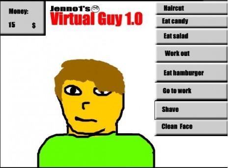 """""""Jenno1's virtual guy 1.0"""""""
