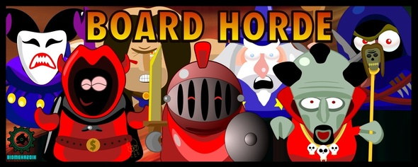 Board Horde revamped