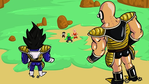 Dragon Ball Z IN 33 styles!