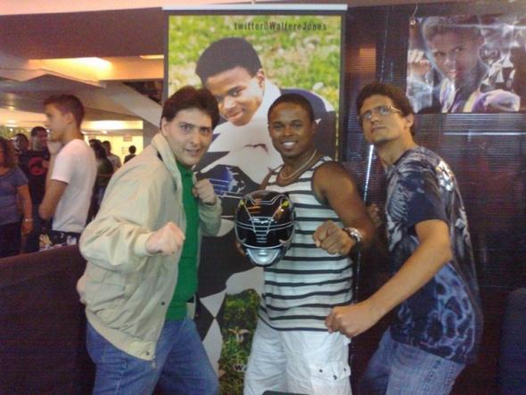 Comicon Caracas, Venezuela 2013: Power Rangers and no Bronies.