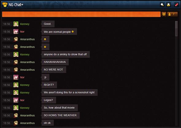 Newgrounds Chat