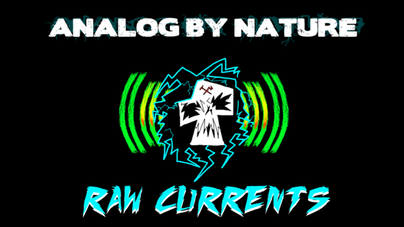 "FREE EP! ""RAW CURRENTS"" IN AUGUST"