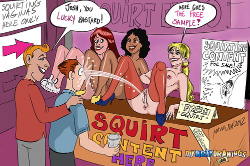 Squirting Expo