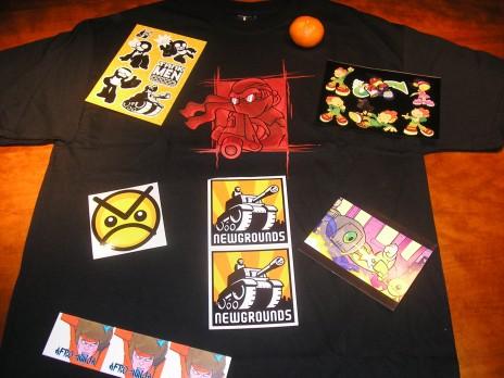 My 'Madness T-Shirt!