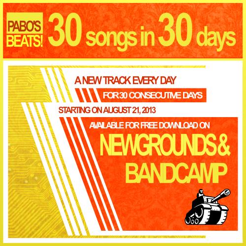 Hopeku - 30 songs in 30 days 2013!