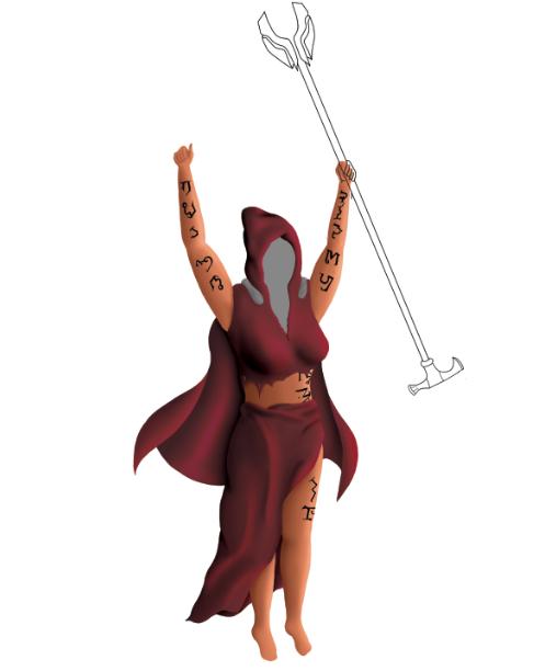 progress artwork