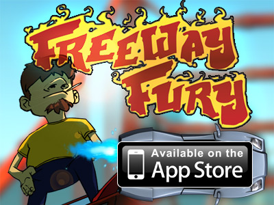 Freeway Fury iPhone