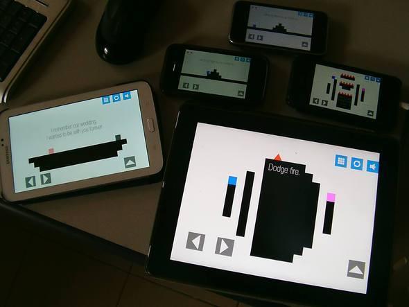 Pretentious Game mobile!