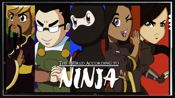 The World According to Ninja IndieGoGo!