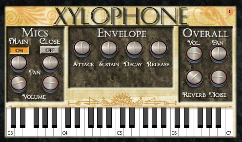 Limited Offer: Xylophone VSTi