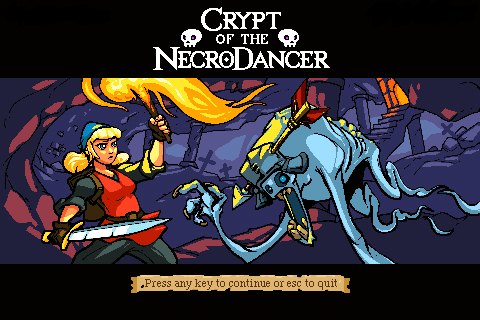 Necrodancer at PAX PRIME! (2013)