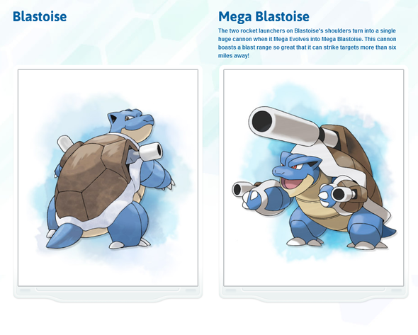 How about them Mega Evolutions?