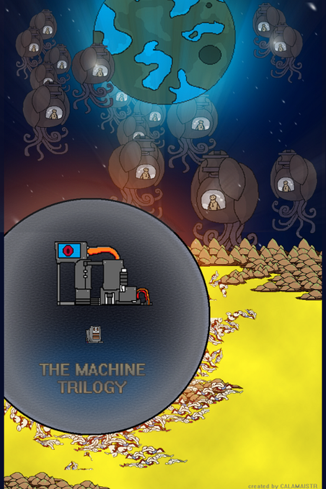 The machine trilogy going to yt