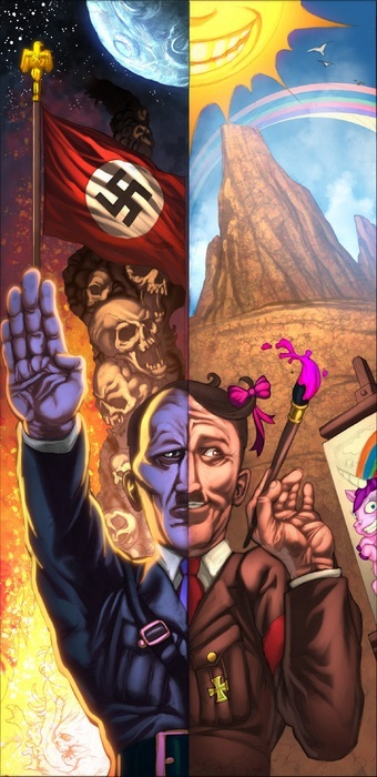 Killing Hitler With Praise and Fire Choose Your Own Adventure V3 :)