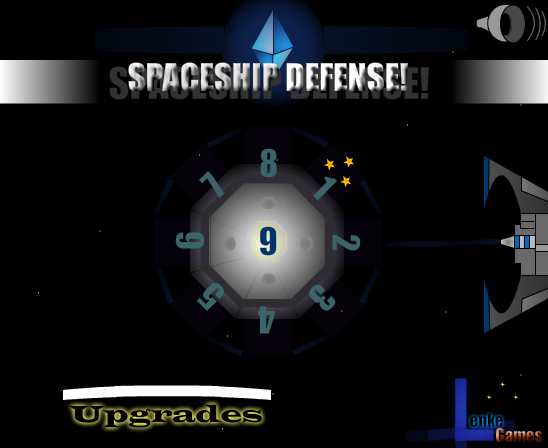 SpaceShip Defence!! go and Defend Your Ship Now!! xD!