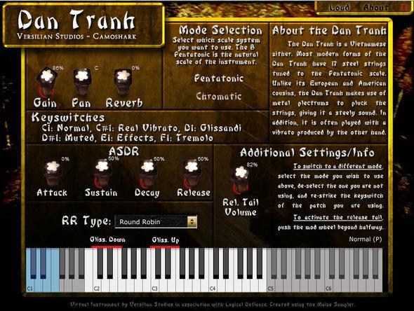 Dan Tranh VSTi Released!