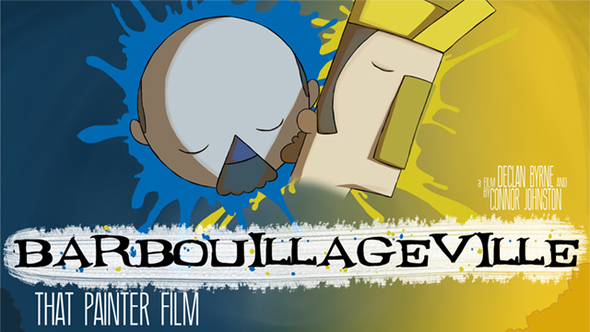 Barbouilleageville: First Look on the Net