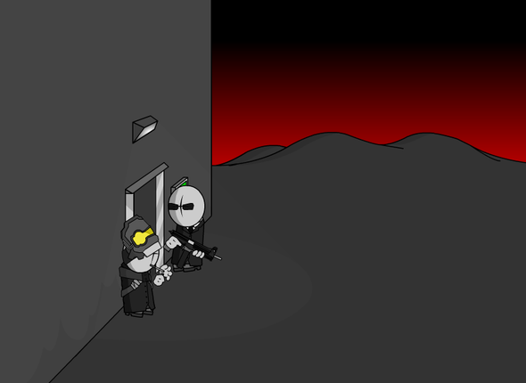 Madness Demolition #1 - What a perfect killing scene