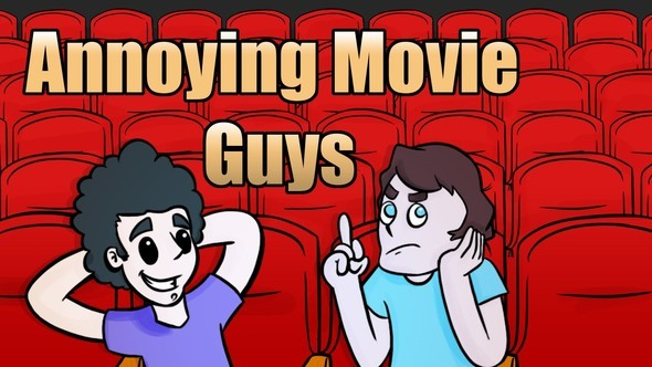 Annoying Movie Guys