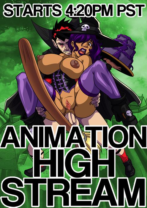 Animation Highstream (18+)