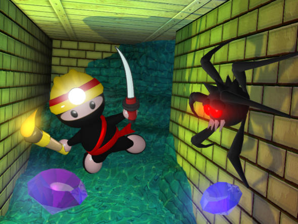 Ninja Miner 2 released!