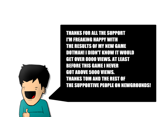Thanks Newgrounds!