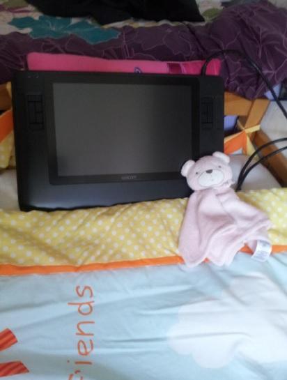 Got a new tablet!!