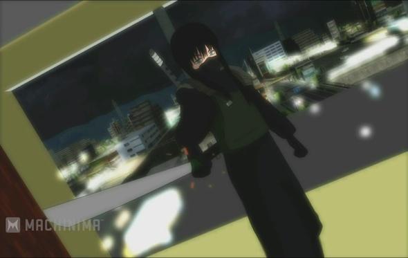 Shinobi Noir Trailer