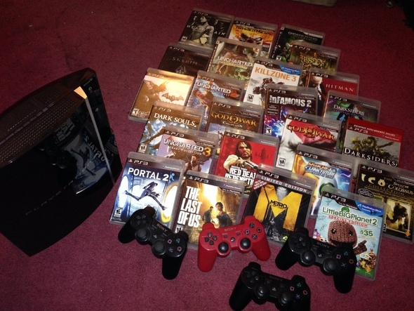 PS3 Anyone? Update! 11/25/2013