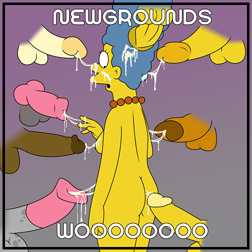 And now I'm on Newgrounds