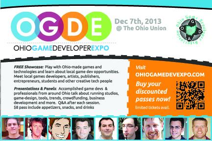 Ohio Game Dev Expo 2013!