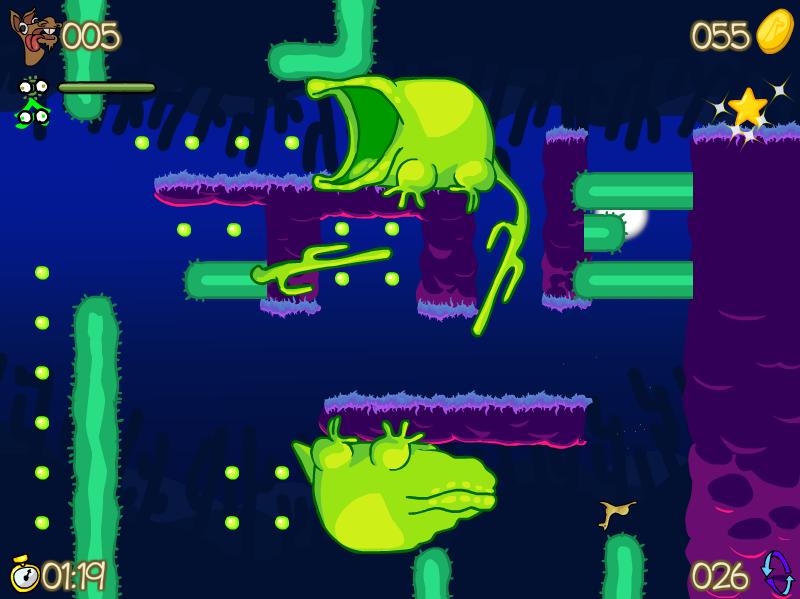 Vertigo 2 - World 7 Screenshot