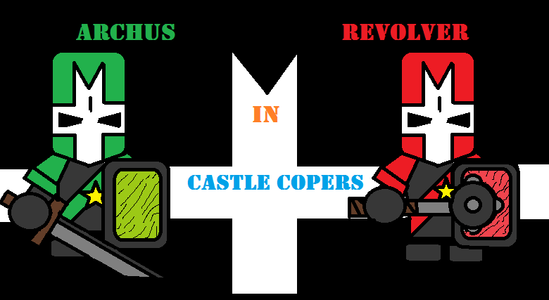 Castle Crasher Cops