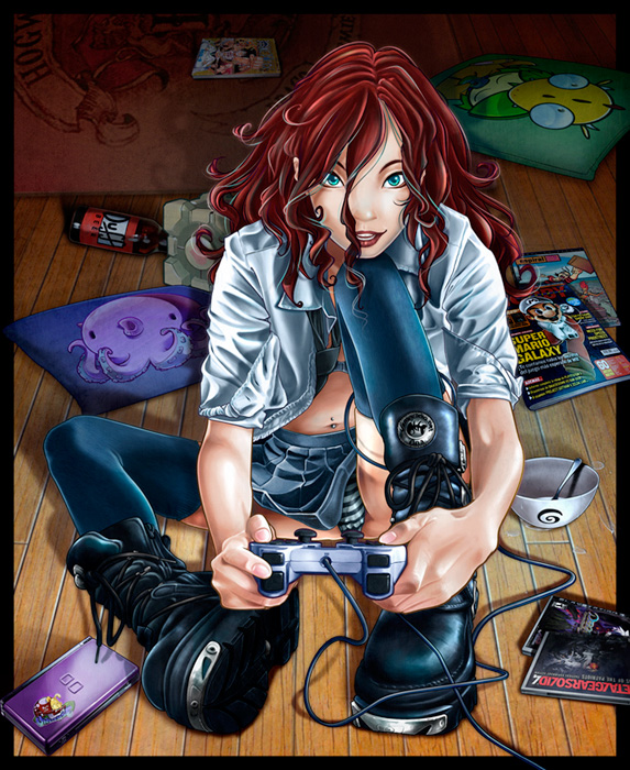 2690839_140238583122_573x700_9669_Gaming_Time_2d_illustration_girl_woman_ga.jpg