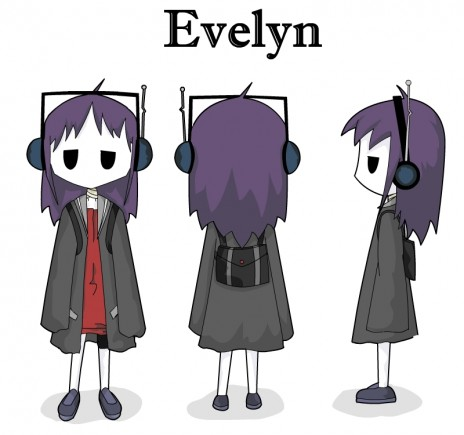 More Evelyn