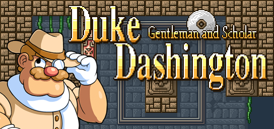 Duke Dashington now available on App Store!
