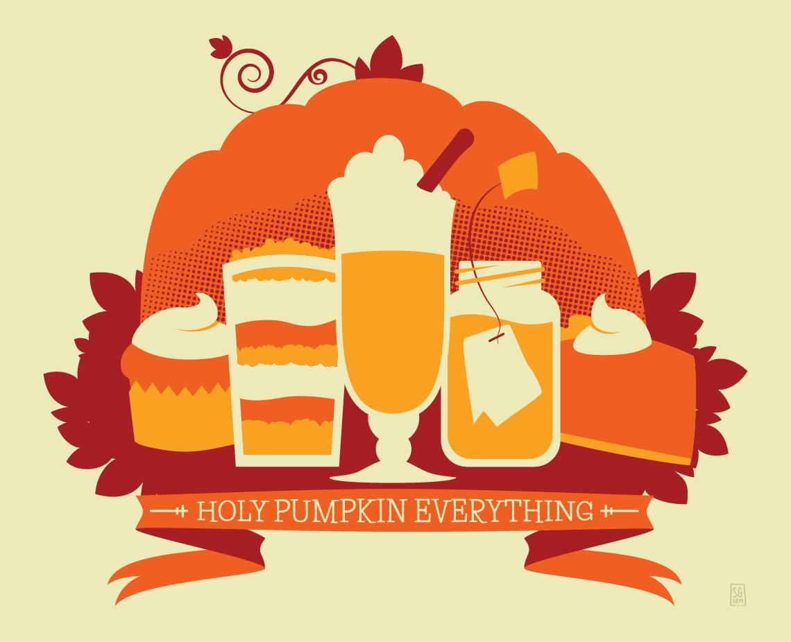 Holy Pumpkin Everything!